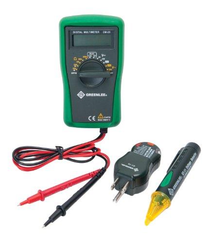 Greenlee - Electrical Kit-Basic (Tk-30A), Elec Test Instruments (TK-30A)