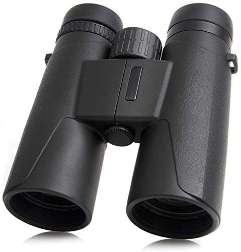 PJPPJH 10X42 Portable Mini High Power Binoculars Telescope Professional Travel Field Work HD Shimmer Bird Watching Telescope,10X42
