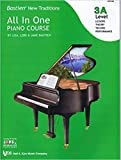 WP456 - Bastien New Traditions - All in One Piano Course - Level 3A