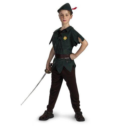 Disney Peter Pan Boys' Costume