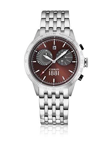 Cerruti 1881 Reloj de Cuarzo Man CRA096A221G 43.0 mm