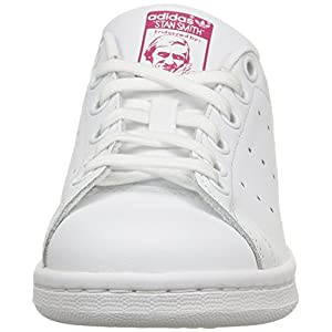 adidas Originals Stan Smith J, Scarpe da Basket Unisex-Bambini