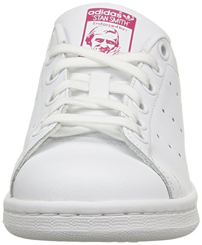 adidas Originals Stan Smith J, Scarpe da Basket Unisex – Bambini