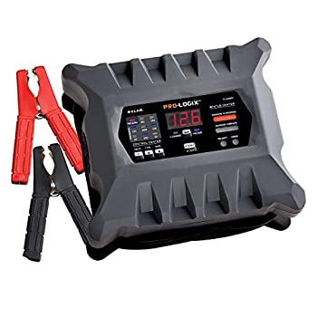 Clore Automotive PL2320 20-Amp Fully-Automatic Smart Charger 6V and 12V Battery Charger Battery Maintainer and Battery Desulfator with Temperature Compensation