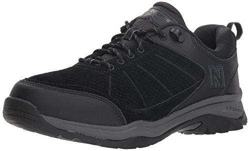 New Balance Men's 1201 V1 Walking Shoe, Black/Magnet, 9.5 XW US