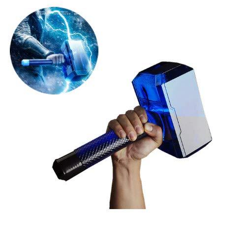 BTHER Kreative Hammer Form Wasserflasche-Große Kapazität 1,7L-für Sport Gym Hantel Bodybuilding Workout Reise Camping Trinken Super Space Cup