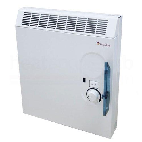 Heating Direct EVLD-750 manueller elektrischer Konvektor-Heizer, 750 W