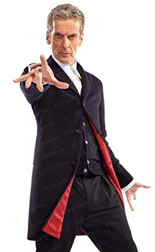 Doctor who 12th Doctor Jacket