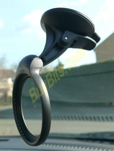 Ktech Easyport Ventouse Support Fenêtre pour Tomtom One Iq Routes Regional & Europe