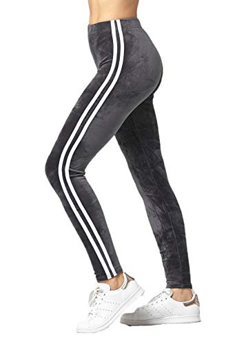 Conceited Velour Velvet Leggings for Women - A236...