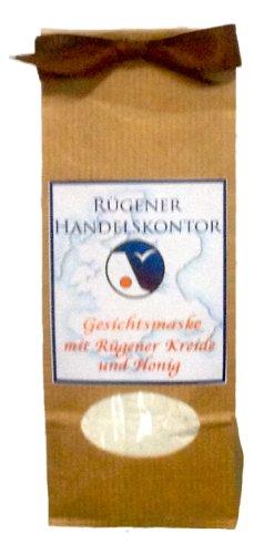 Handgemachte Gesichtsmaske mit Rügener Heilkreide und Honig