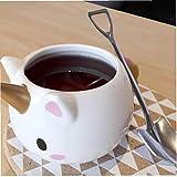 Tazze di caffè Bella dipinto a mano idea regalo tazza di ceramica dell'arcobaleno Horse Coffee tazze regalo per la ragazza le donne