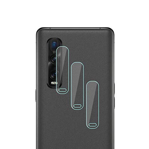 ELMK【3枚セット】OPPO Find X2 Pro OPG01 ガラスフィルム オッポ Find X2 Pro OPG01 au レンズ液晶保護フィルム 日本製素材旭硝子製・業界最高硬度9H ・高透過率・超薄型・耐衝撃・防塵・飛散防止・自動吸着・指紋防