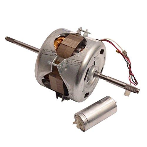 SPARES2GO Motor & Capacitor Kit per Ariston asciugatrice (8.5UF)