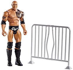 ​Get ready for the ultimate wreck-a-thon with WWE Wrekkin' action figures! ​Approximately 6-inches in size, each Wrekkin' action figure has a distinct action move like slamming, punching or kicking that is activated by pull-back motion. ​Each action ...