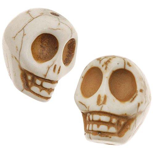 Top skull beads ivory for 2021