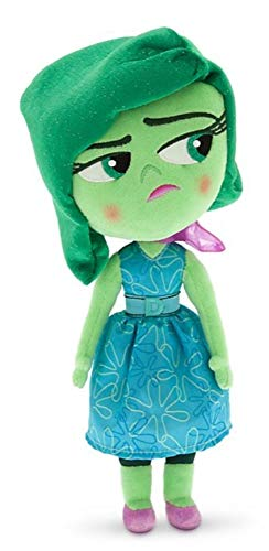 Disney Inside Out Peluche Disgusto