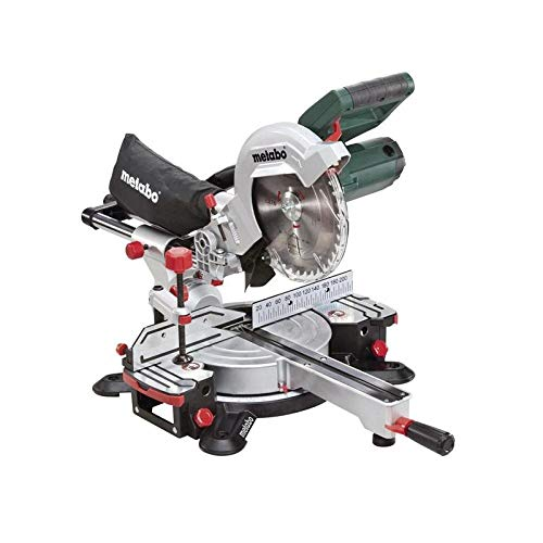 Metabo KGS216M 1500 W 240 V 216 mm Sliding Mitre Saw