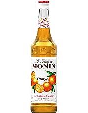 Monin Orange Syrup, 700ml