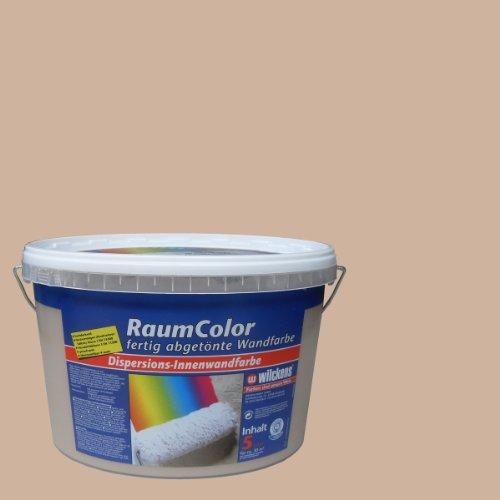 Wilckens Raumcolor 5l, Farbton:Cappuccino