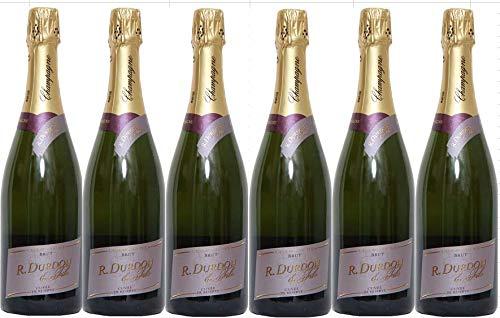 Champagne Brut Durdon Cuvée Réserve en Lot de 6...