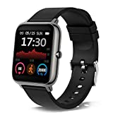 Smartwatch, Orologio Fitness Tracker Uomo Donna Smart Watch Sonno Cardiofrequenzimetro, Sp...