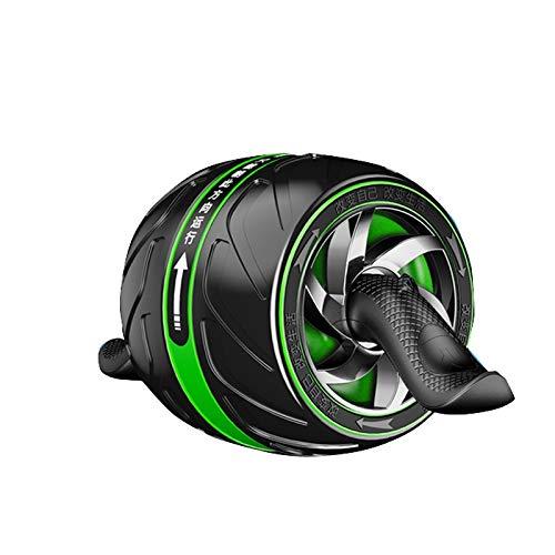 Duan hai rong DHR-ab Roller Bauchtrainer Ab Roller Wheel, Heimtrainer, Ab Workout Equipment, Ab Trainingsgeräte als Bauchmuskel-Toner bauchmuskelrad (Farbe : Grün)