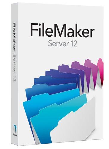 Update FileMaker Server / v12.0 / Win/Mac / CD/ Upgrade [import allemand]