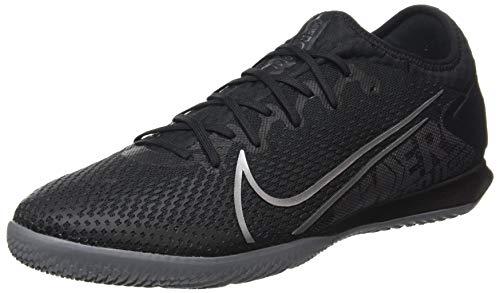 Nike Męskie buty halowe Vapor 13 Pro Ic, Black Black Dark Grey - 39 eu