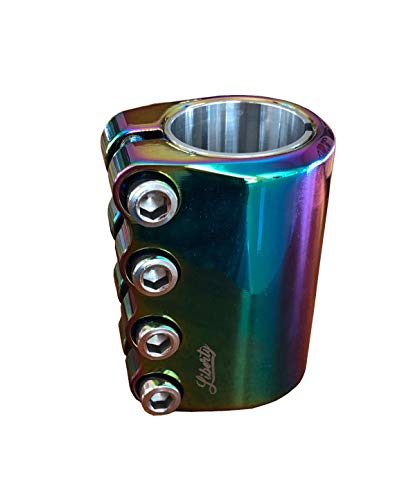 Liberty Pro Scooters Compression Chrome