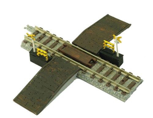 Visual Scene Accessory 001 Railroad Crossing (Model Train)