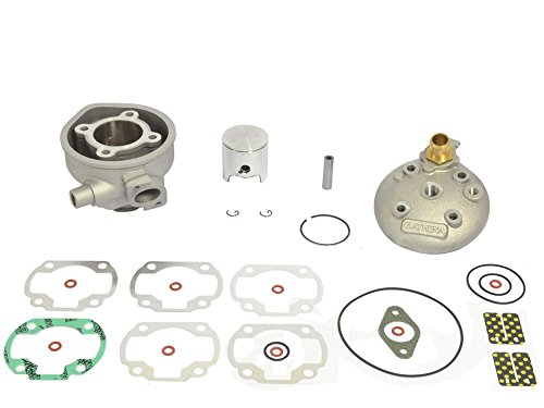 Zylinder Ersatzteil für/kompatibel mit Aprilia SR 50 LC Big Bore Tuning 70ccm