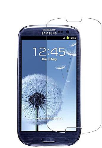 HongMan [3 Stück] Panzerglas Folie für Samsung Galaxy J2 Pure Schutzfolie, Bildschirmschutzfolie Mit Frei von Fingabdrücken & Öl, 9H Festigkeit, 0,26mm Ultra-klar, Anti-Bläschen, Anti-Kratzen