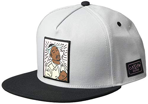 Cayler & Sons C&s WL 2pac Lines Snapback Gorra de béisbol,...