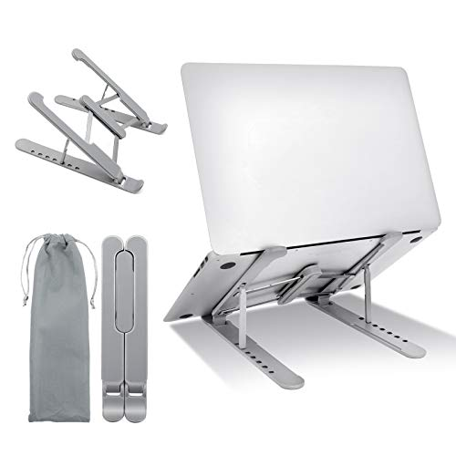 $6  Adjustable Laptop Stand Use promo code: 80OEMPQM Works on both options with a quantity limit of 1 4