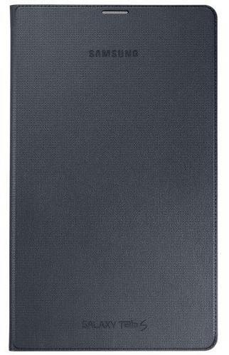 Samsung Tab S - Schutzhülle für Vorderseite, anthrazit - EF-DT700BBEGWW
