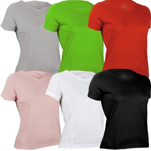 Avento t-Shirt de Sport pour Femme 46 Noir - Noir