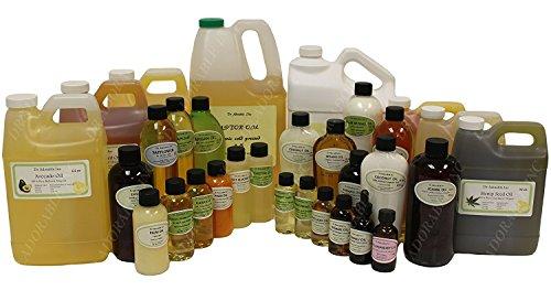 Calm Relaxing Massage & Body Oil with Jojoba Oil 24 oz