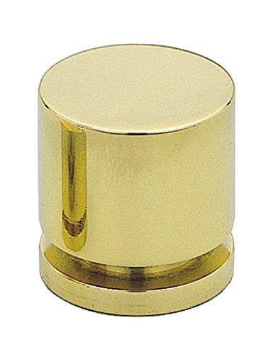 スガツネ工業 真鍮つまみ KHE107型 KHE107-25PB