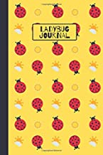 Ladybug Journal: Blank Lined Journal for Writing Notes