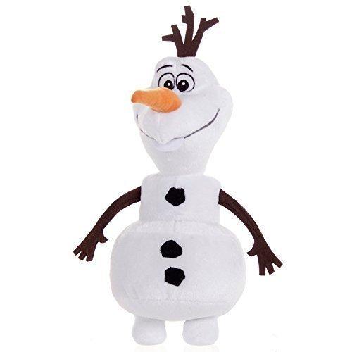 Peluche GRANDE 40cm OLAF Muneco de nieve FROZEN DISNEY Original