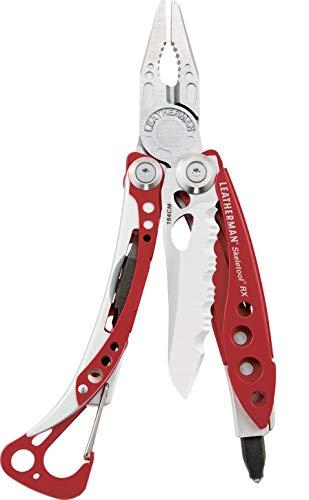 Leatherman LTG832309 – Das Multi-Tool für echte Kerle, Größe: klein, Rot