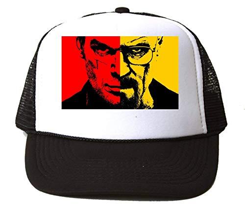 Dexter and Heisenberg Artwork Baseball Cap Hat Gorra Unisex One Size