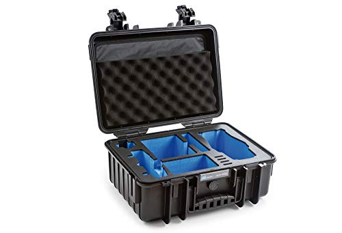 B&W outdoor.cases Typ 4000 mit DJI Mavic 2 Inlay