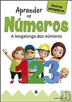 Histórias Pedagógicas - Aprender os Números: A Lengalenga dos Múmeros (Portuguese Edition)