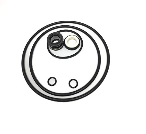 Southeastern Accessory O-Ring Seal Repair Kit for Jacuzzi Magnum Pool Pump Rebuild Kit 14