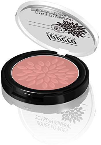 Lavera Bio So Fresh Mineral Rouge Powder - Plum Blossom 02 (2 x 4,50 gr)