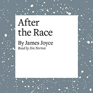 After the Race audiobook cover art