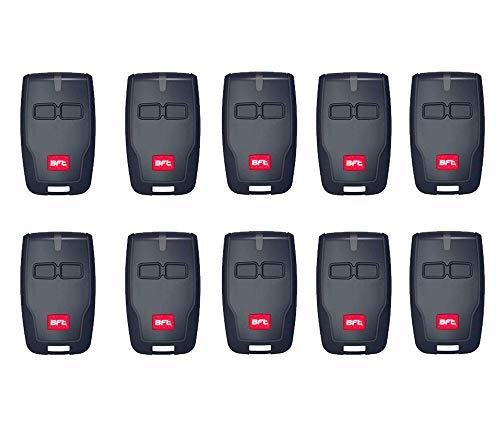 BFT RADIOCOMANDO TELECOMANDO MITTO 2 B ORIGINALE 10 PEZZI D111904