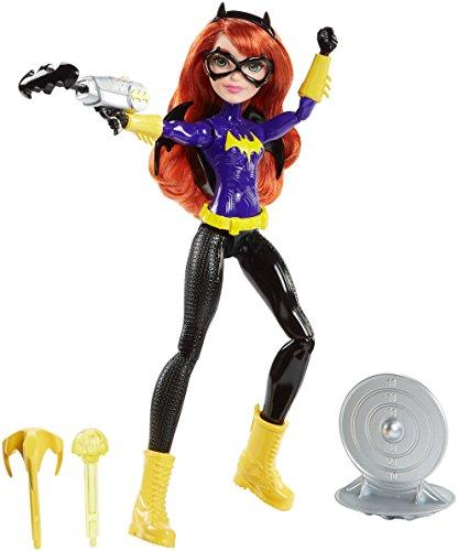 DC Super Hero Girls DC Superhero Girls Cars Batgirl y su batlanzador (Mattel...